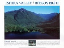 Tsitika/Robson Bight Poster, Peter Thomas
