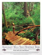 Ahousaht Wild Side Trail Poster, Graham Osborne