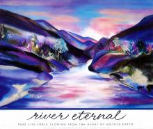 River Eternal poster, Linda Frimer