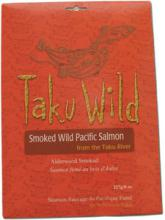 Taku Wild Smoked Salmon Alderwood, 227g