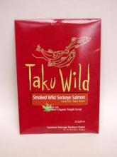 Taku wild smoked salmon with maple, 227g