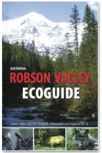 Robson Valley Ecoguide, By Save-the-Cedar League