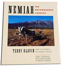 Nemiah: The Unconquered Country, Terry Glavin